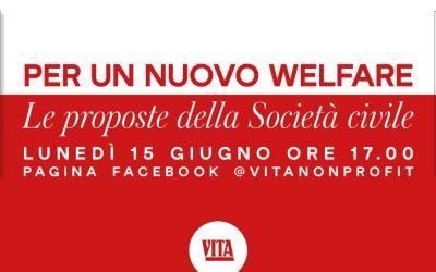 """Presentazione dell'InstantBook """"Per un nuovo Welfare. Le proposte della società civile"""""""