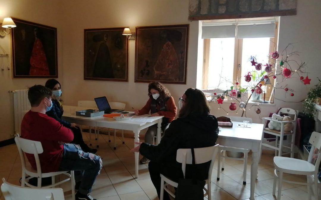 Progetti formativi personalizzati : l'esperienza di Benevento