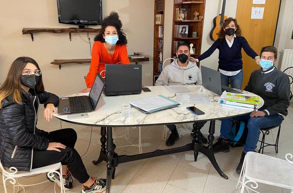 Nodo Benevento – L'aula digitale diffusa di San Giorgio del Sannio