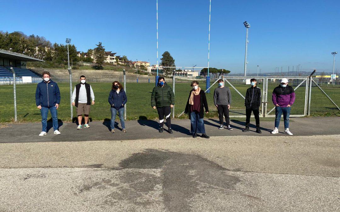 Nodo Benevento : U.S. Rugby Benevento – Tra aula digitale diffusa e laboratorio sportivo